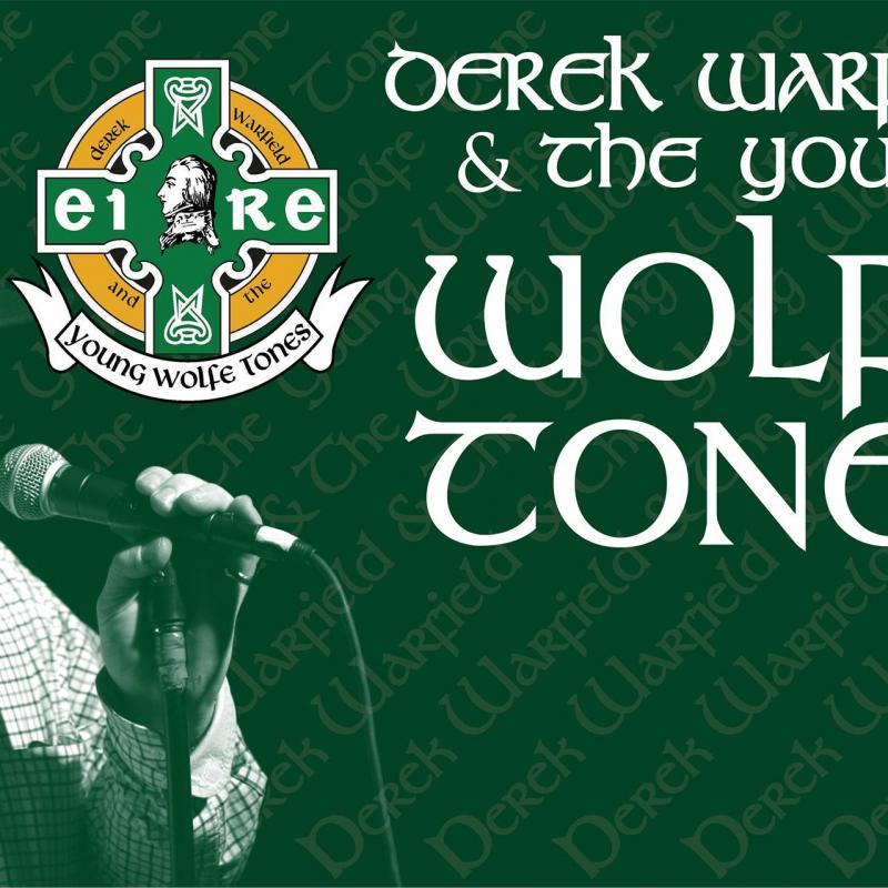 News from Derek Warfield & the Young Wolfe Tones